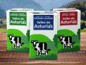 Leche valles de Asturias tres tipos 1litro